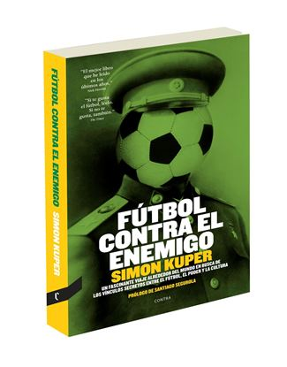 Imagen de Fútbol contra el enemigo