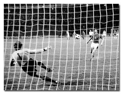 Imagen de Lienzo [60x40] - Penalti Panenka