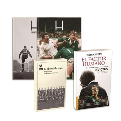 Imagen de H #001 + H #002 + Dos libros