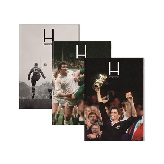 Imagen de H #001 + H #002 + H #003