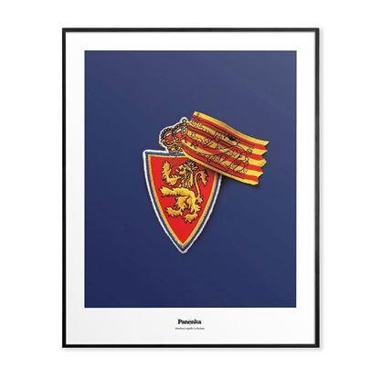 Imagen de Lámina Zaragoza