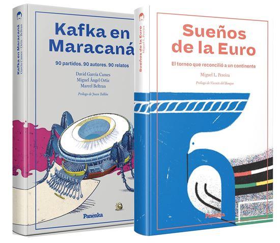 Imagen de Sueños de la Euro + Kafka en Maracaná